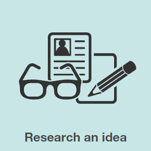Research an idea